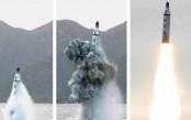 North Korea crisis: North test-fires ballistic missile