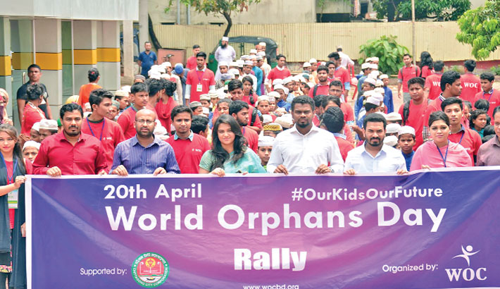 Envisioning better tomorrow for orphans
