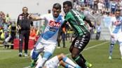 Schick strikes again as Sampdoria draws 1-1 at Torino