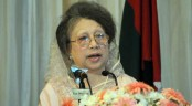 Declare flood-hit haor areas as disaster zones: Khaleda