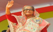 PM arrives in flood affected Sunamganj