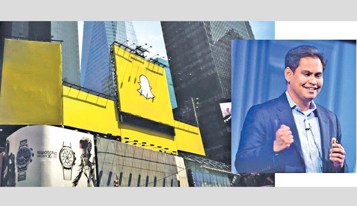 Bangladeshi Imran behind Snapchat's success