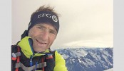 Legendary climber  dies on Everest