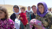 Dozens of Yazidis enslaved by IS in Iraq now free