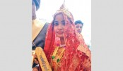 Indian brides get bats to prevent abuse