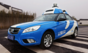 Samsung to test self-driving car