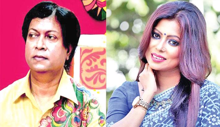 Sadi Mohammad Anima Roy On Boishakhi TV Tomorrow