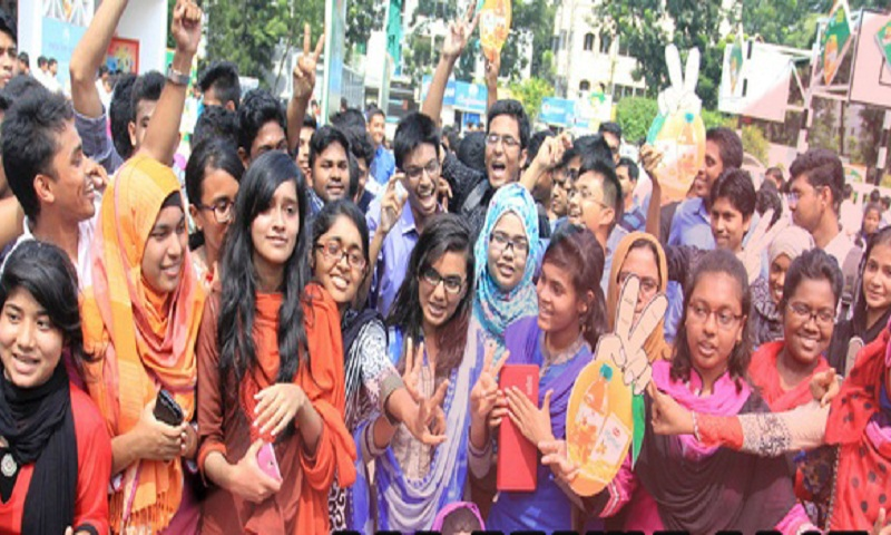 80.35 percent pass SSC, equivalent exams