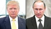 Trump, Putin agree to 'seek Syria ceasefire'