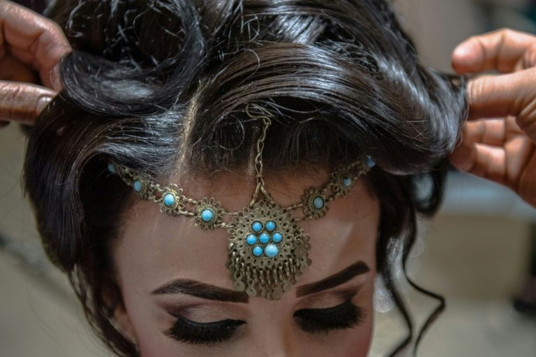 Afghan beauty parlours are a sanctuary for city women
