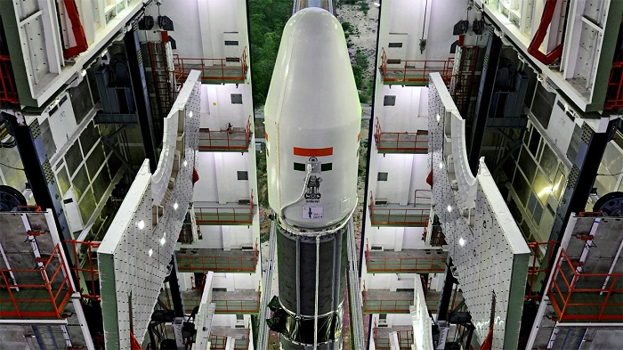 India begins countdown for South Asia satellite launch