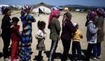 'Refugee children at risk of psychosocial distress'