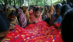 Ornamental stitching makes 25,000 rural women self-reliant