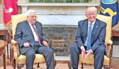 Trump vows to broker  Israel-Palestine peace