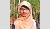 Hadia gets GPA-5 in SSC exam