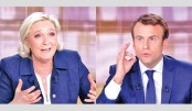 Le Pen, Macron clash in fiery final French debate