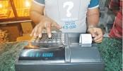 Shopkeepers avoid ECR to evade VAT