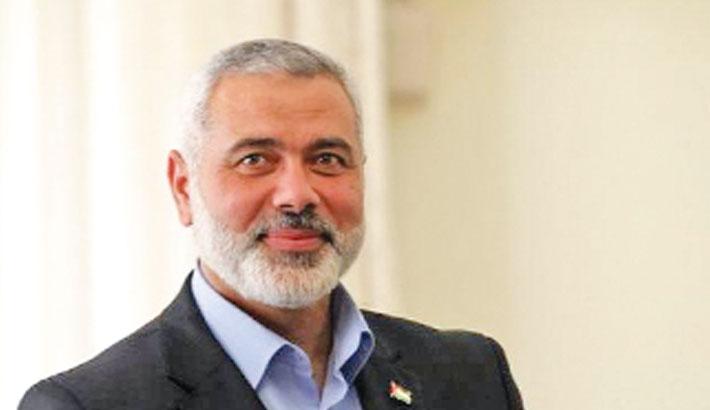 Ismail Haniya elected as new Hamas leader