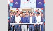 NRB Bank opens ATM booth in Jhenidah