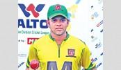 Sk Jamal skipper Razzak taken to hospital after serious injury