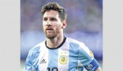 FIFA lifts Messi's four-match ban