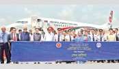 PM opens Boeing jumbo jet at Cox's Bazar Airport