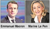 French presidential run-off vote today
