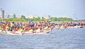 Sampan race to save Karnaphuli