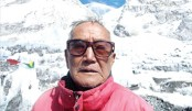 85-yr-old dies on Everest during world record bid