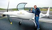 First test flight of stratospheric solar plane