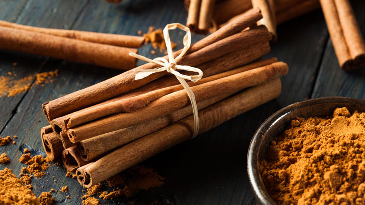 Cinnamon can help repair damage done by high-fat diet