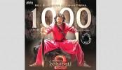 'Baahubali 2' 1st Indian movie to cross Rs 1000- crore mark