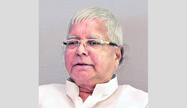 'Lalu to stand trial in fodder scam cases'