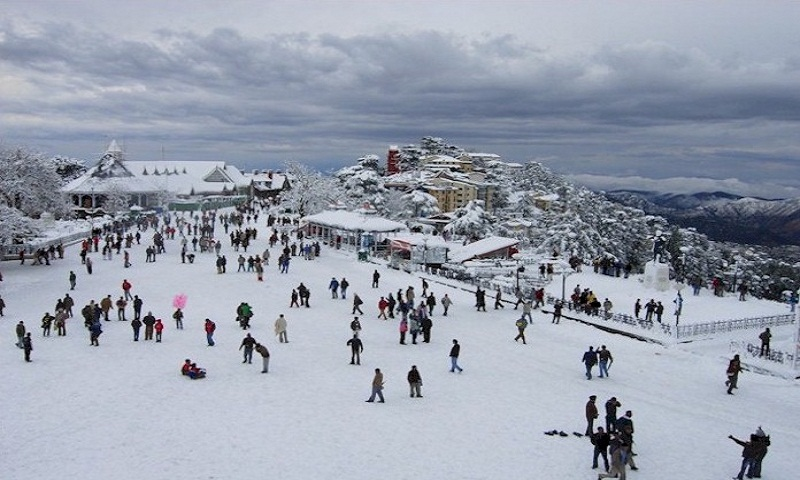 48 hours in Shimla