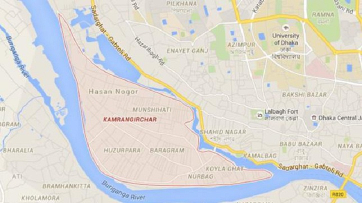 Schoolgirl raped in Kamrangirchar