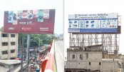 Billboards turn death trap for city dwellers