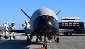 US secret space plane returns to earth after 2 years in space