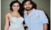 Shraddha Kapoor introduces brother Siddhanth from 'Haseena'