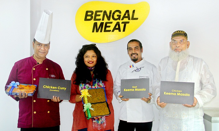 Bengal Meat brings Keema Masala and Chicken Curry