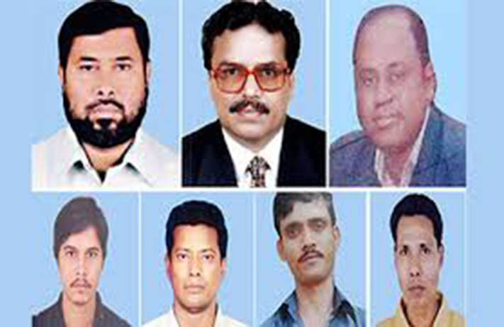 7 murder cases: High Court likely to hear death reference Thursday
