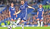 Fabregas condemns Boro as Chelsea close on title