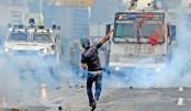 Military courts detain 50 Venezuela protestors