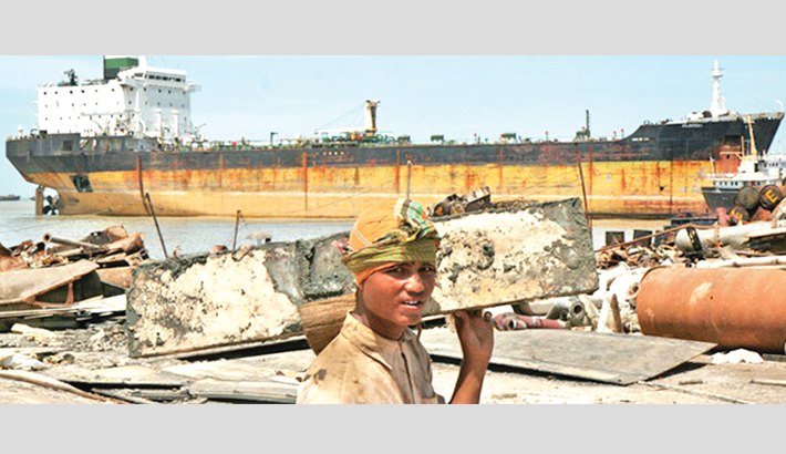 Ensuring Environmental Security in Ship-breaking Industry