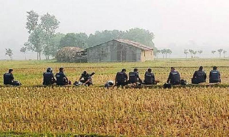 5 'militants', 1 firefighter killed in Rajshahi raid