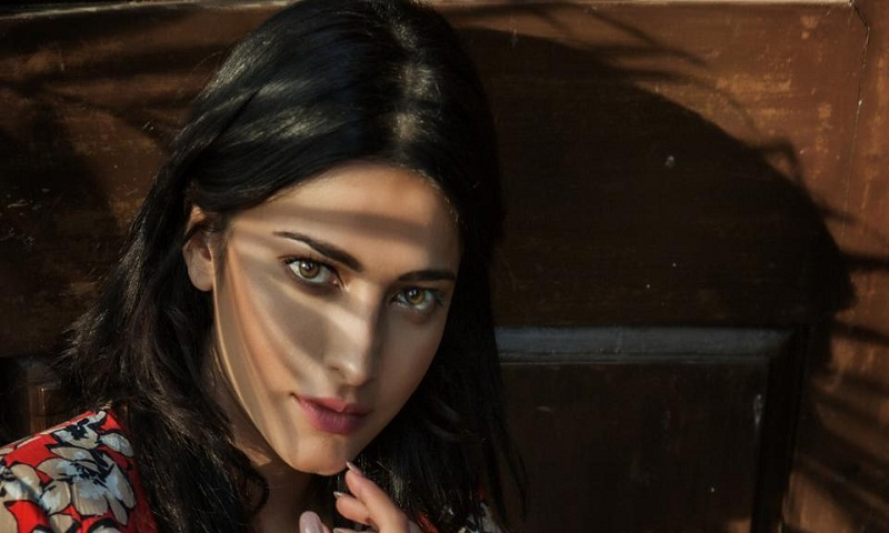 Shruti Haasan explains why she gains weight for her role