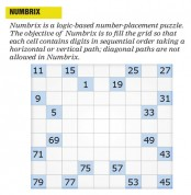 Numbrix