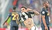 Alves leads Juventus into Champions League final