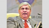 India's Manohar to remain ICC chairman till 2018