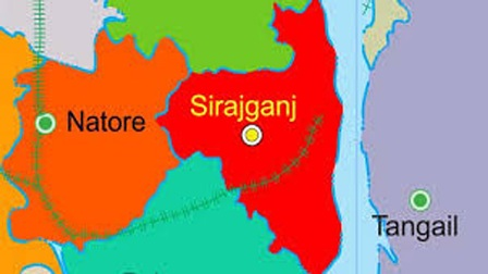 Boy hurt as bullet fired 'accidentally' from cop gun in Sirajganj