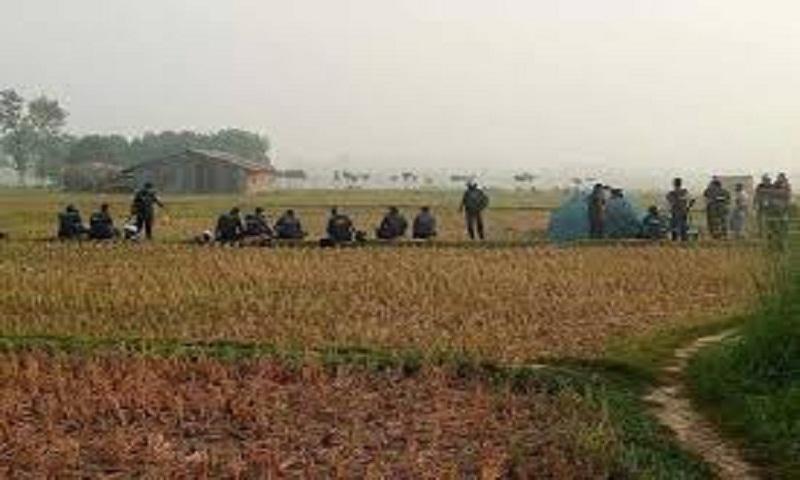 Operation 'Sun Devil' at Godagari 'militant den' ends